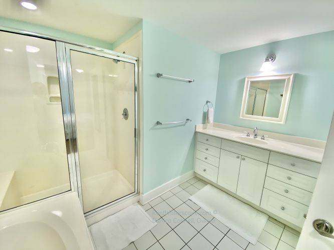 Smaller Master Suite Bath