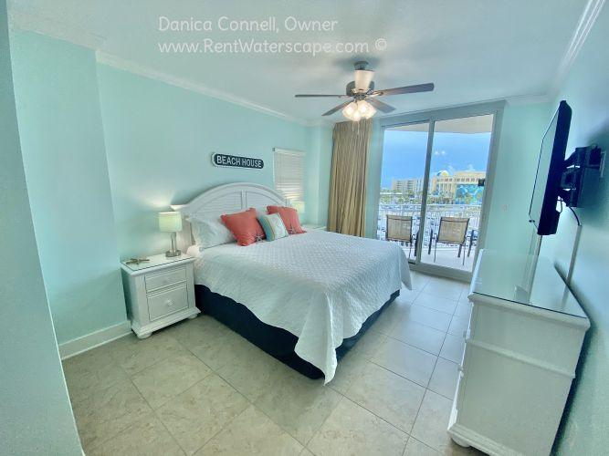 Master Suite View