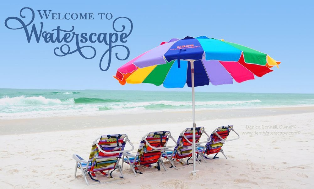 Okaloosa Island Beachfront Seating
